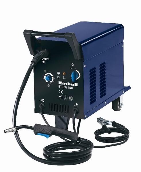 Svářečka s ochrannou atmosférou ENHELL 25-120A BT-GW 150 Blue