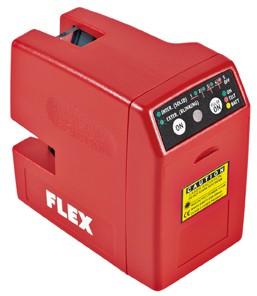 Samonivelační křížový čárový laser FLEX ALC 2/1 393.665