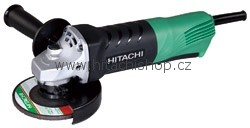 Úhlová bruska HITACHI 840W, 115mm G12SQNB
