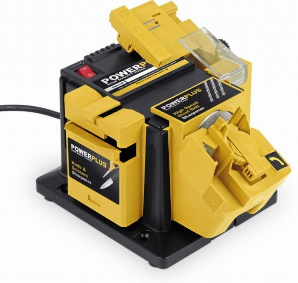 Multifunkční bruska POWERPLUS 96W POWX1350