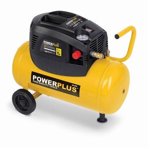Kompresor POWERPLUS 1,1KW, 180l/min, 24l POWX1725