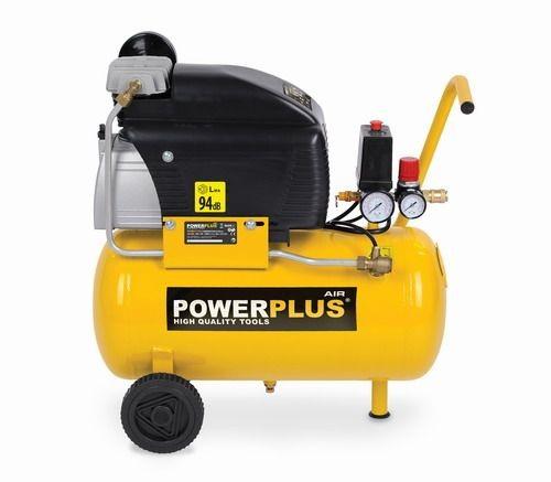 Kompresor POWERPLUS 1,5KW, 222l/min, 24l POWX1735
