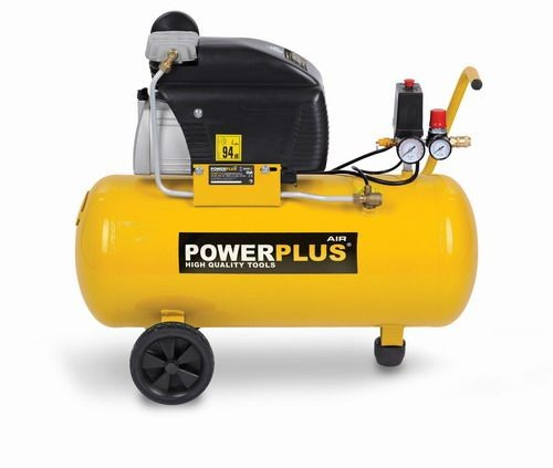 Kompresor POWERPLUS 1,5KW, 222l/min, 50l POWX1760