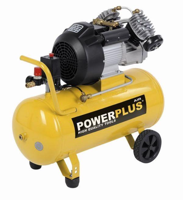 Kompresor POWERPLUS 2,2KW, 356l/min, 50l POWX1770