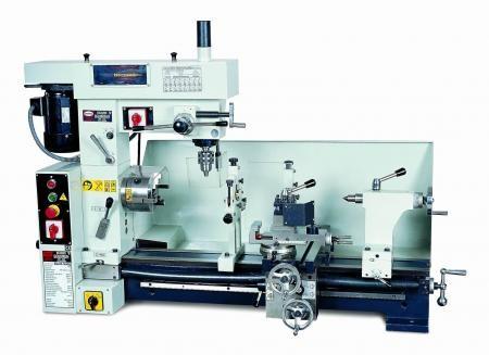 Kombinovaný soustruh na kov PROMA 550W, SKF-800 25000800