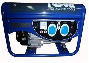 Elektrocentrála TUSON 5000 4000W/AVR/OHV 41ELC5000