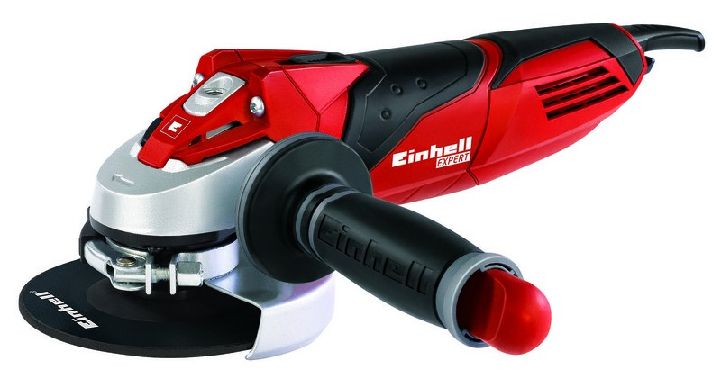Úhlová bruska EINHELL 750W, 125mm TE-AG 125/750