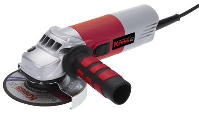 Úhlová bruska KRESS 1100W, 125mm 1100 WSX