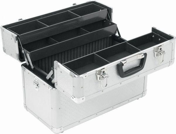 Hliníkový kufr VARO 455x225x330mm se zámky skládací PRM10118