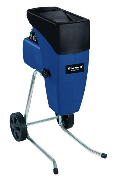 Zahradní drtič tichý EINHELL 2,5kW BG-RS 2540/1 Blue