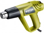 Horkovzdušná pistole EXTOL 2000W  411023
