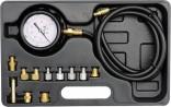Souprava k měření kompresního tlaku oleje YATO 12ks, 0-35bar YT-73030