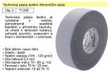 Technická páska textilní šedá 48mmx50m T1208