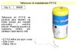 Teflonová nit instalatérská P.T.F.E 38926