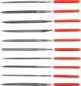 Sada pilnílků jehlových YATO 4x160mm 10ks YT-6164