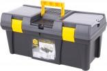 """Plastový kufr na nářadí VOREL 20"""" se dvěma organizéry 78813"""