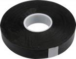 Izolační páska elektrikářská VOREL 25mmx5m samovulkanizační  černá 75036