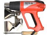 Horkovzdušná pistole YATO s plynulou regulací 2000W  YT-82292