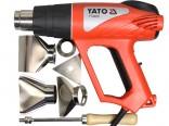 Horkovzdušná pistole YATO 2000W   YT-82291