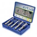 Sada pro odstraňování poškozených šroubů ERBA 5ks ER-03003