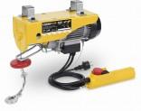 Zdvihací zařízení ( kočka ) POWERPLUS 500W., 120-200Kg POWX900