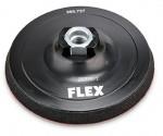 Snímací talíř FLEX na suchý zip tlumený 125mm,  M14  350.737