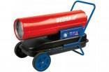 Naftové topidlo 20 kW s regulací ohřívačce ventilátorem 595 m3/h  DED9950