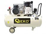 Kompresor olejový GEKO dvoupístový 2200W, 100L3HP G80315