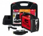 Svářecí invertor TELWIN 15-180A, 1,6-4mm v kufru+kabely TECNICA 211/S