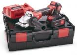 Aku úhlová bruska FLEX 18V, 125mm, 2x aku 5000mAh Li  L 125 18.0-EC  417.947