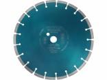 Diamantový kotouč segmentový EXTOL Industrial 400mm na beton 8703083