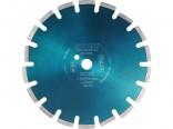 Diamantový kotouč segmentový EXTOL Industrial 30mm na asfalt 8703091