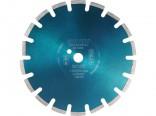 Diamantový kotouč segmentový EXTOL Industrial 350mm na asfalt 8703092