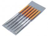 Sada jehlových pilníků EXTOL 6ks diamantové  8803806