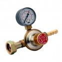 Redukční ventil Propan Butan FESTA 0,5-4 bar pro plynové hořáky 69907