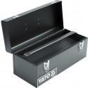 Kufr na nářadí kovový YATO 428x180x180mm 1-komorový s vyjímatelnou vložkou YT-0883
