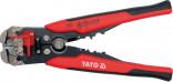 Kleště odizolovávací YATO na vodiče o průřezu 0,2-6mm YT-2270