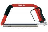 Pila oblouková YATO 300mm na dřevo i kov YT-3200