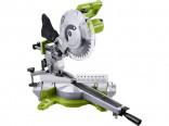 Pokosová pila s pojezdem EXTOL 1800W, 250mm s laserem a světlem 405425