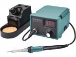 Pájecí stanice s LCD EXTOL 70W elektronickou regulací a kalibrací 8794520