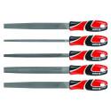Sada pilníků YATO 5ks, délka 250mm  YT-6238