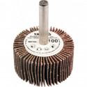 Kotouč lamelový radiální YATO 40x20 P120 se stopkou 6 mm YT-83355