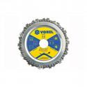 Řetězový kotouč VOREL do úhlové brusky 125mm 08771