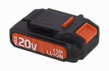 Baterie POWERPLUS 20V, 2500mAh Li SAMSUNG POWDP9020