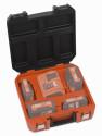Kufřík na baterie a nabíječku POWERPLUS 20V/40V DUAL POWER  POWDPTB05