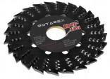 Rotační rašple ROTAREX Black Mamba R4 / 125mm 204125