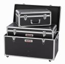 Hliníkový kufr KREATOR 3 IN 1 XL černý KRT640501B