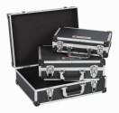 Hliníkový kufr KREATOR 3 IN 1 černý KRT640401B