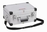Hliníkový kufr KREATOR 320x230x160mm stříbrný KRT640106S