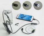 Endoskopická HD kamera voděodolná USB BASS BP-5999